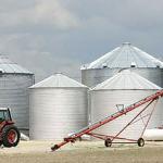 grain stocks - USDA