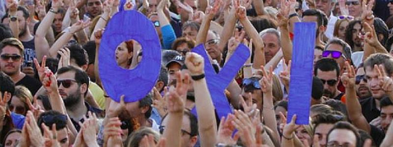 referendum grecia - oxi