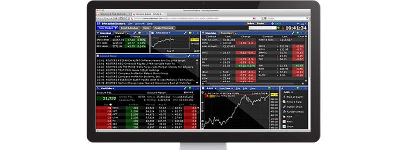 option trader