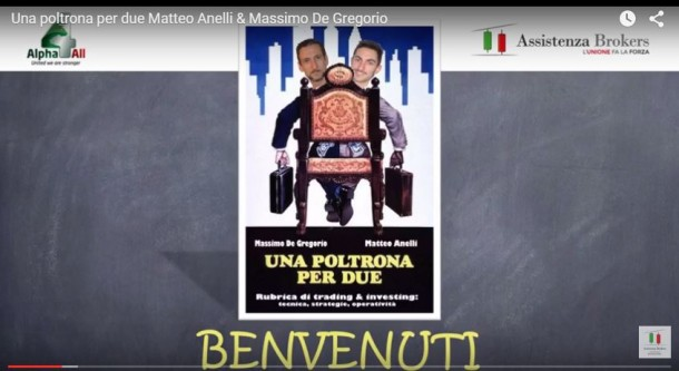 [VIDEO] UNA POLTRONA PER DUE: Matteo&Massimo