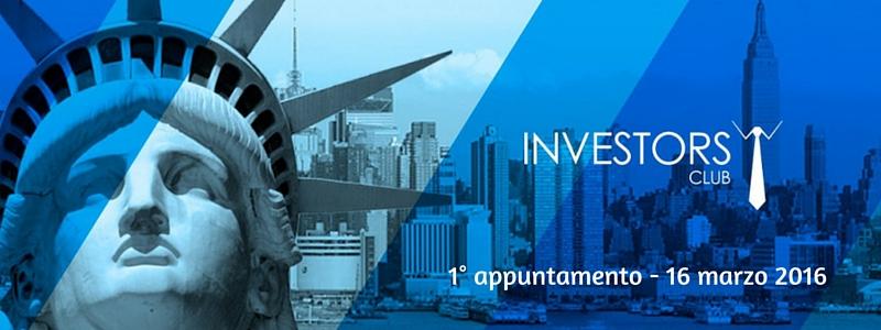 Forex investors club