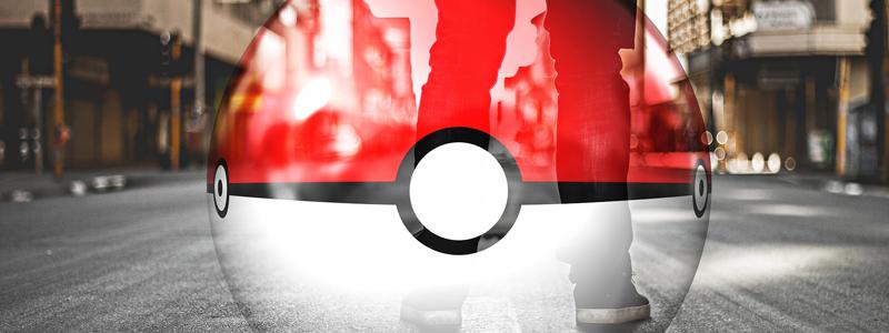 pokemon go scenario e logo