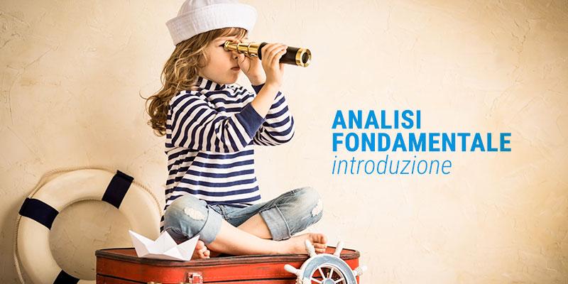 Analisi Fondamentale_Introduzione