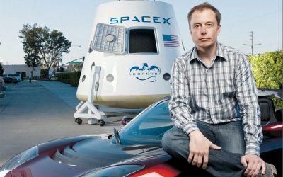 Viaggio su Marte con Elon Musk