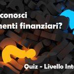 domande strumenti finanziari