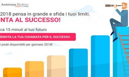 Propositi per l'anno nuovo: puntare al successo!
