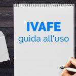 ivafe_guida all'uso