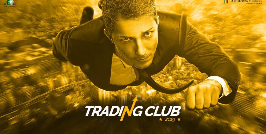 Una settimana nel Trading Club per ottenere risultati!