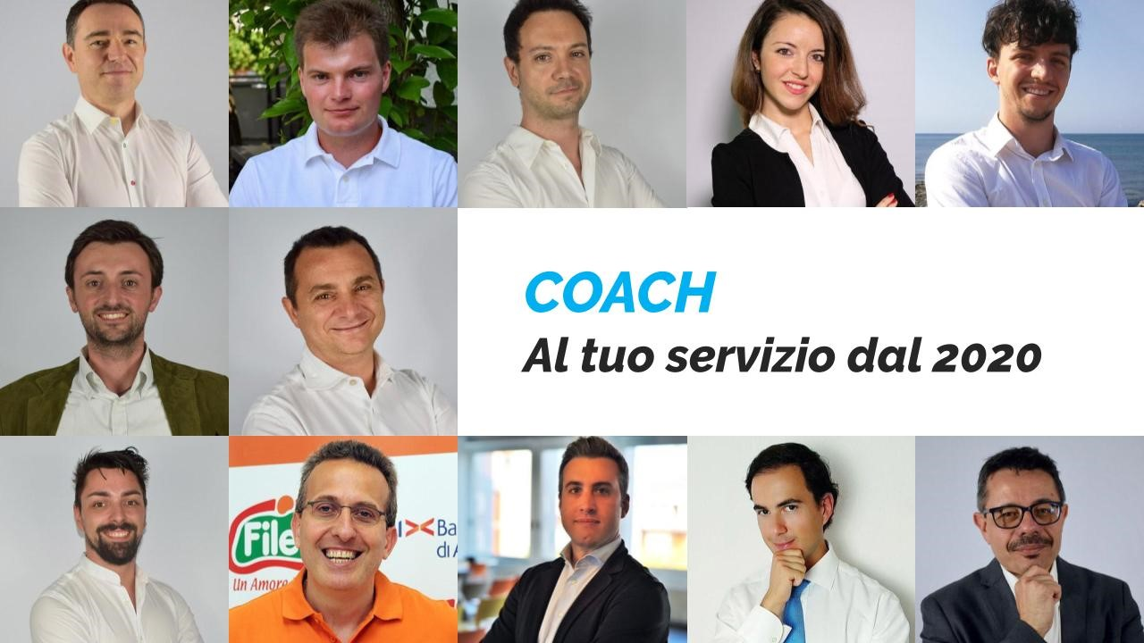 Personal Coaching: i coach di Alpha4All dal 2020
